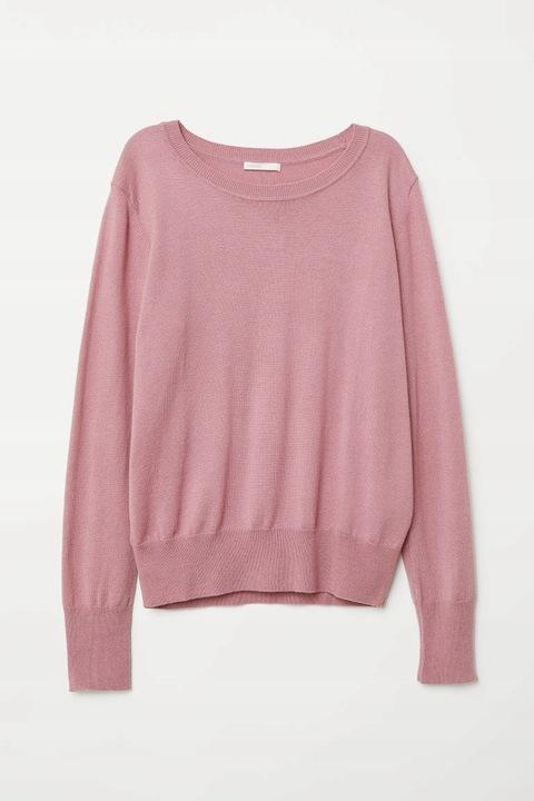 Sweter w serek kardigan H&M L 40 B285 8726889365 Odzież Damska Swetry JG