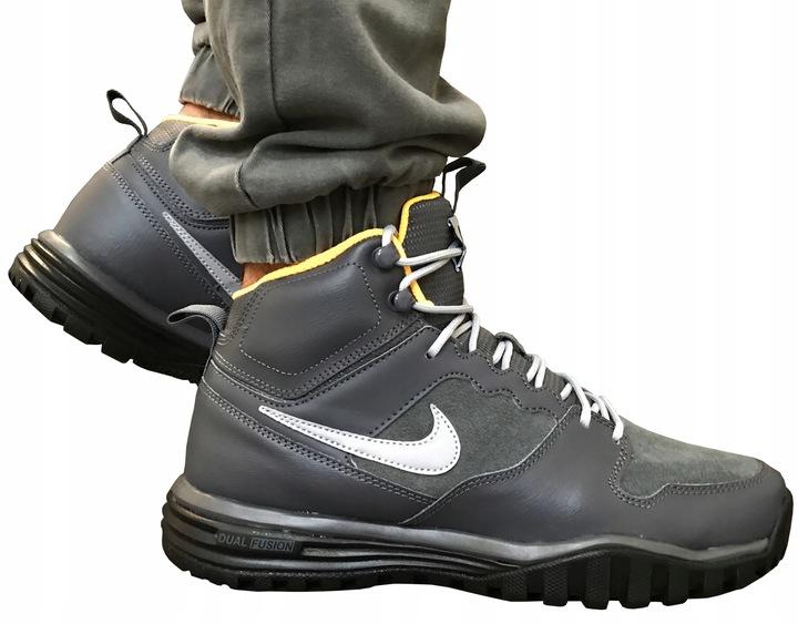 Nike ZIMOWE Dual Fusion Hills Manoa Hoodland 40-46 8925822919 Buty Męskie Sportowe PS JAPIPS-6