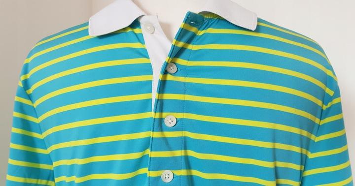 RALPH LAUREN RLX koszulka polo M 9074055285 Odzież Męska Koszulki polo TD SEVQTD-5