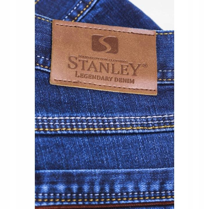 spodnie męskie STANLEY jeans 400/139- 92cm-L32 7932349186 Odzież Męska Spodnie NJ GOJLNJ-6