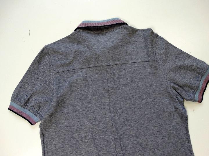 ONE TRUE SAXON KOSZULKA POLO CASUAL S 8707175582 Odzież Męska Koszulki polo MO ZQZCMO-7