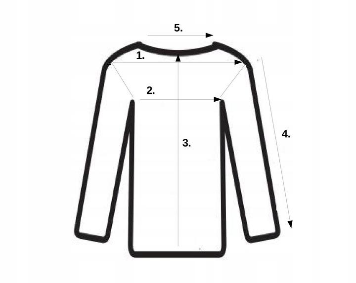 Apriori sweter wełna/kaszmir rozm.L pachy: 51 cm 9758594124 Odzież Damska Swetry WO XHUQWO-5