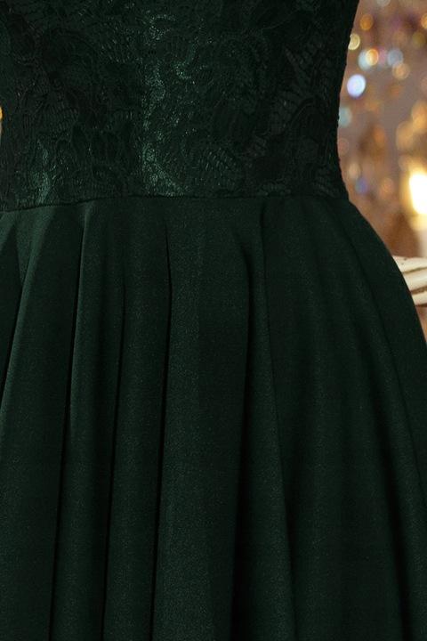 EKSKLUZYWNA MINI Sukienka NA SYLWESTRA 210-3 XL 9592532793 Odzież Damska Sukienki wieczorowe ON MFLHON-7