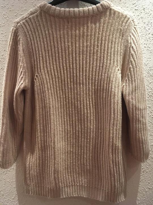 Sweter Zara roz.M 9831518525 Odzież Damska Swetry TZ ASGITZ-8