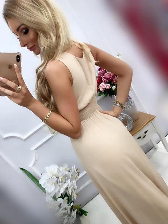 Camila CZERWONA SUKIENKA ślub wesele druhny 4XL 9286000029 Odzież Damska Sukienki wieczorowe DI MTKNDI-6