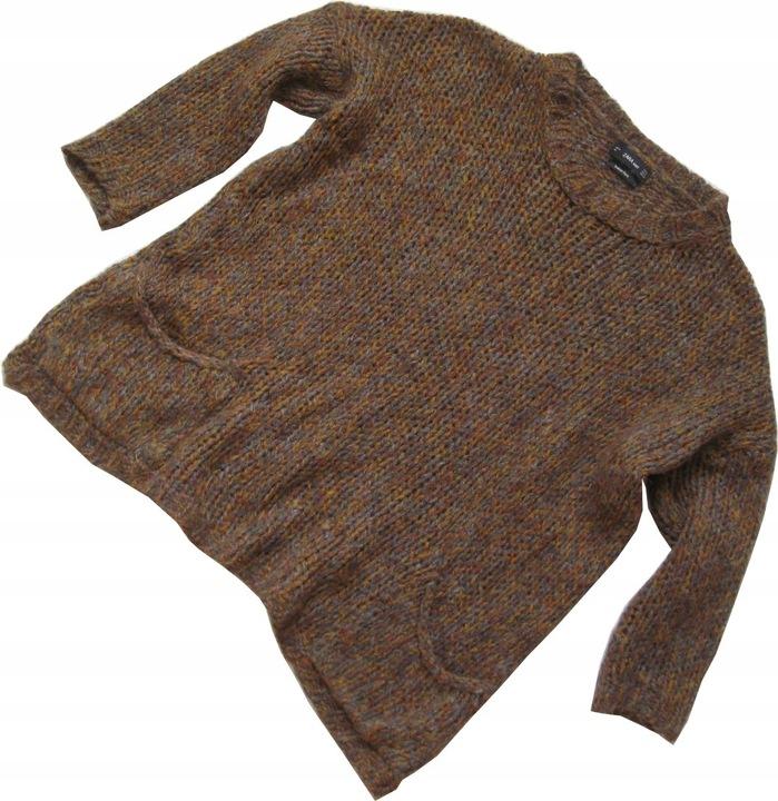 ZARA --36-- sweter 8852349796 Odzież Damska Swetry JQ UXDPJQ-4