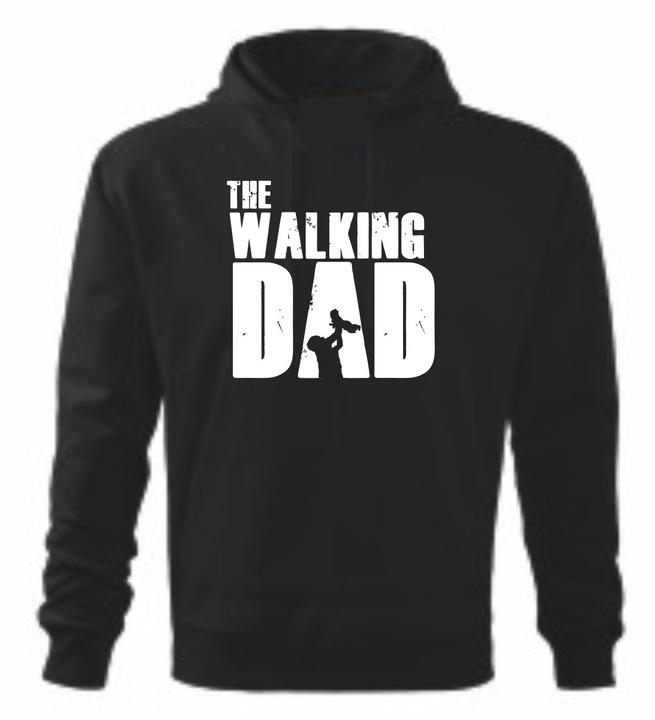 Bluza THE WALKING DAD bluzy DLA TATY WŁADCA SZOS 8661700186 Odzież Męska Bluzy BR VCTUBR-4