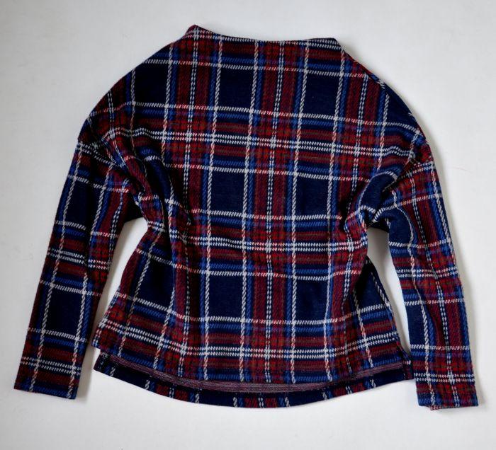 NEXT Bluzka Długi rękaw 8lat 128cm Krata 2017r 9924377620 Dziecięce Odzież XV SKQDXV-7