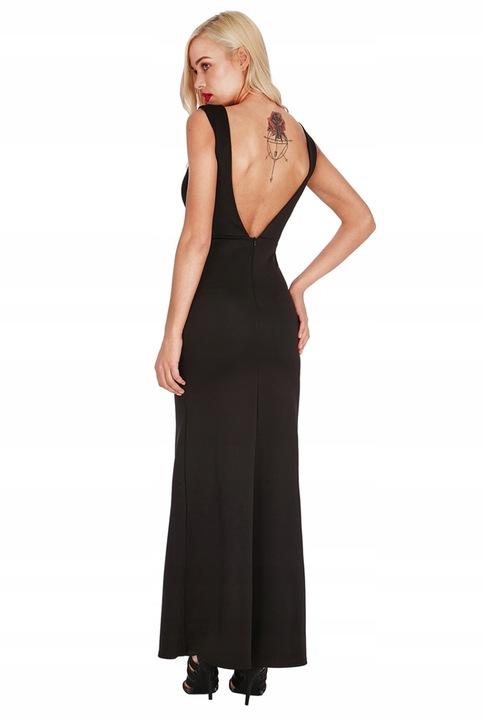 Sukienka na studniÓwkę sznurowana syrena (A219) 40 7771751037 Odzież Damska Sukienki wieczorowe ZV YUBSZV-8