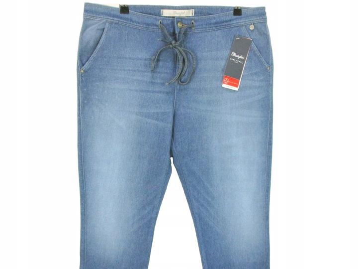 Spodnie Damskie Wrangler Slouchy W29 L32 7509605218 Odzież Damska Jeansy DY PPFGDY-8