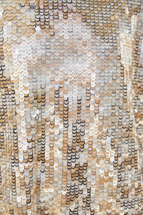 ZARA - bluza sweter z cekinÓw - M 9321746091 Odzież Damska Swetry MW ASLAMW-1