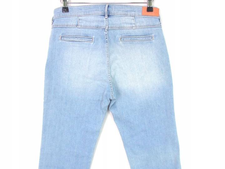 Spodnie Damskie Wrangler CAPRI W29 L30 9450201009 Odzież Damska Jeansy SO TVXXSO-9