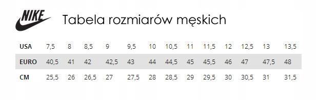 NIKE ATSUMA ROZM 43 BUTY MĘSKIE CZARNE SPORTOWE 9824493881 Buty Męskie Sportowe PW ZFCEPW-1