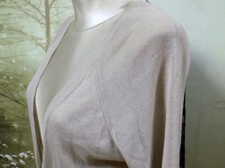 FOF, zjawiskowy, nietuzinkowy sweterek r.38/40 9741688077 Odzież Damska Swetry RF GOZARF-7