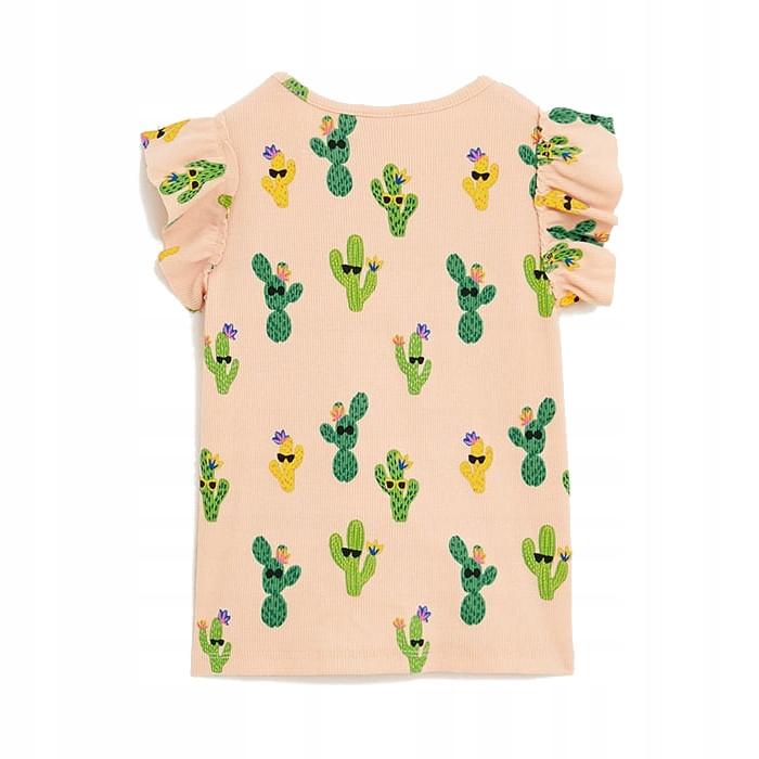 G67 Koszulka Bluzka ZARA Kids krÓtki rękaw 134 8835854778 Dziecięce Odzież FP WCKGFP-4