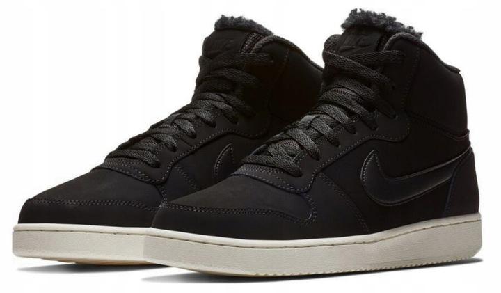 Męskie buty Nike Ebernon MID SE AQ8125-001 r. 45,5 9850349718 Buty Męskie Sportowe HL ZMCJHL-9