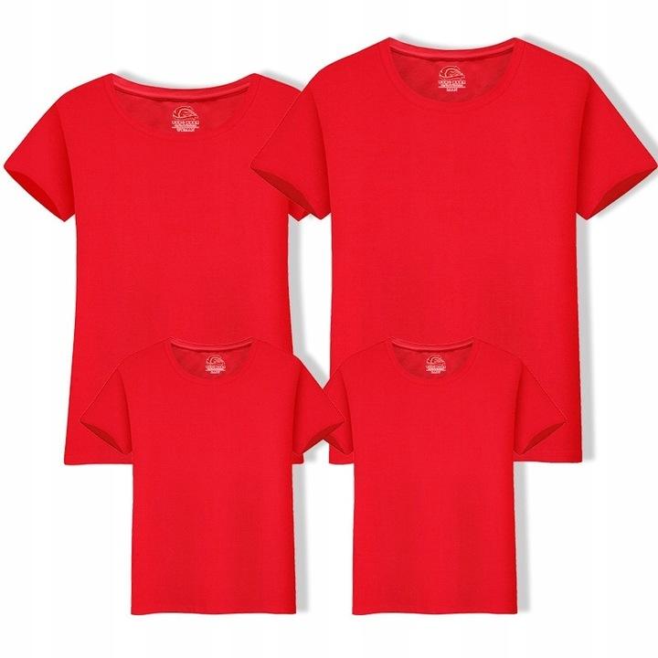 Dopasowane koszulki rodzinne Dzieci Kobieta Mężczy 9327355417 Odzież Damska Topy OX EEPEOX-4