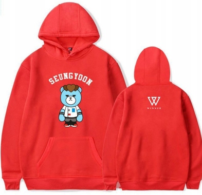 Seungyoon hoodie MISIO XXL 44 9658261428 Odzież Damska Topy HX YUCAHX-3