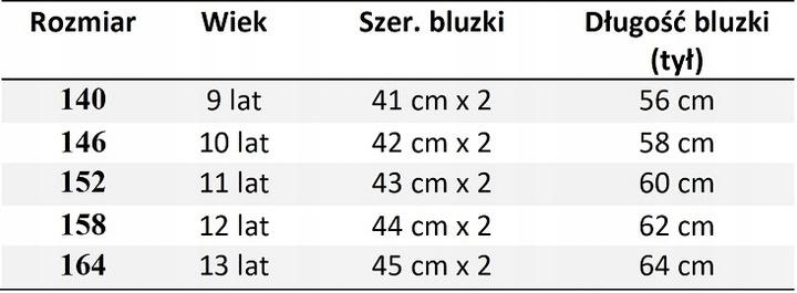 Carmen LUZ BLUZKA Z KONIEM KOŃ 158 granat 9694321040 Dziecięce Odzież CD AEEPCD-9