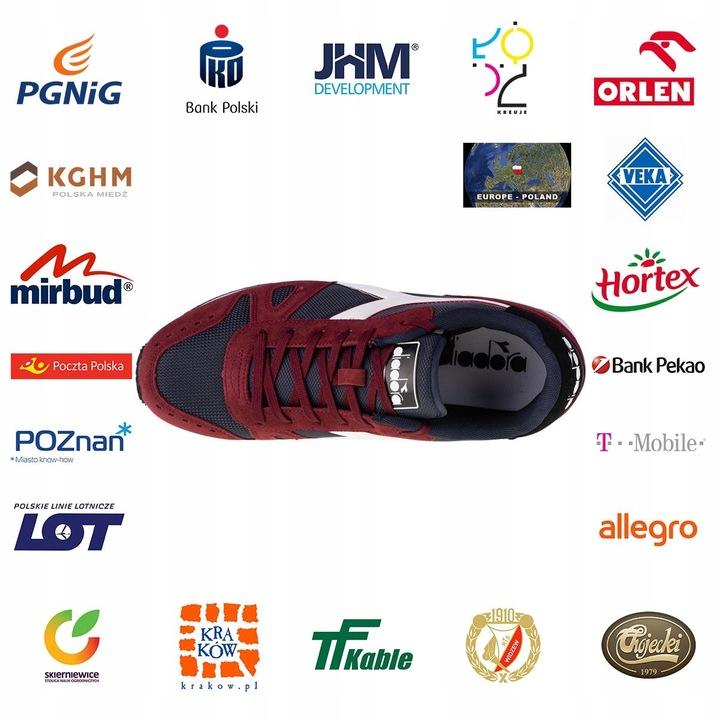 Buty Diadora Simple Run M 43 9765574751 Buty Męskie Sportowe WT EAUPWT-4