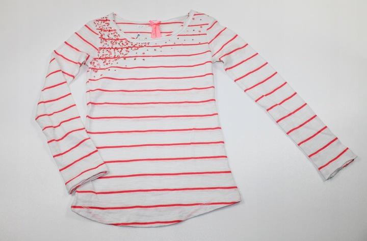 bluzka koszulka CEKINY NEXT 140 cm 9-10 lat 9591315790 Dziecięce Odzież VM TXMYVM-9