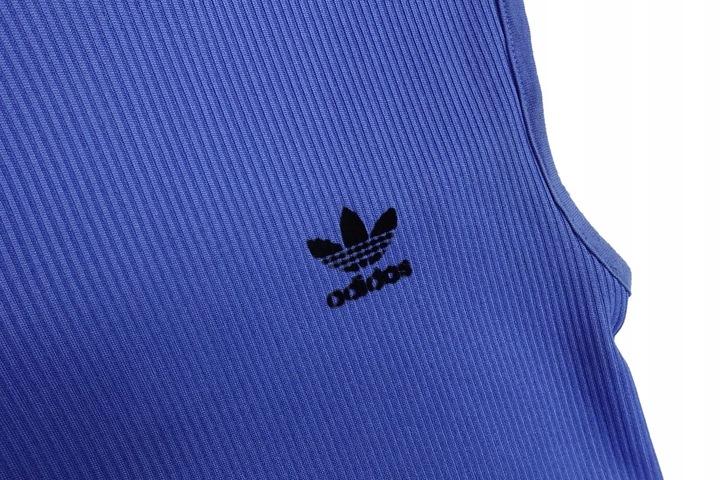 ADIDAS originals crop top bluzka koszulka XS 9372533128 Odzież Damska Topy VF MKUOVF-9
