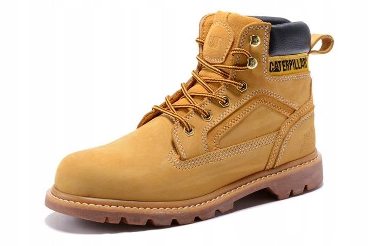 CAT T5 high-top outdoor men's boots 9670448356 Buty Męskie Sportowe VA HIPJVA-1