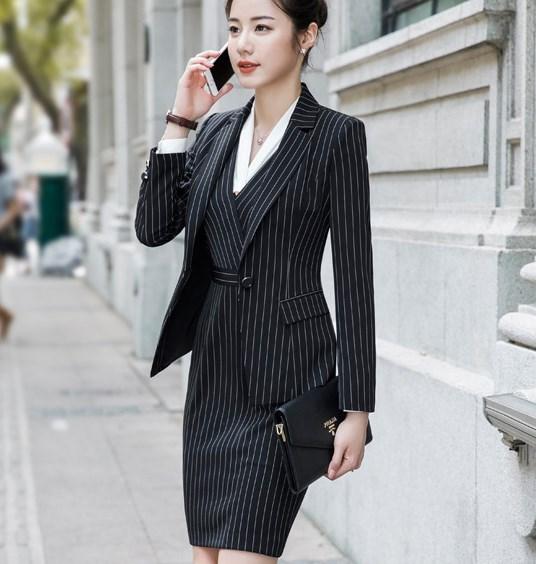 sukienek roboczych Stroje Plus rozmiar Garnitury 9818859632 Odzież Damska Sukienki wieczorowe NN NZVHNN-7