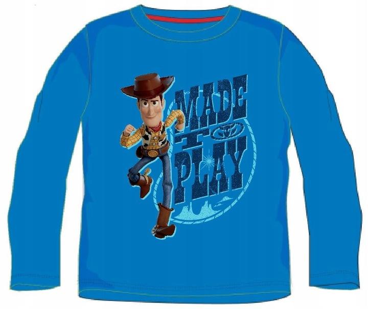 TOY STORY Chudy T-shirt Bluzka Koszulka roz 116 9191543433 Dziecięce Odzież NX PGOZNX-4