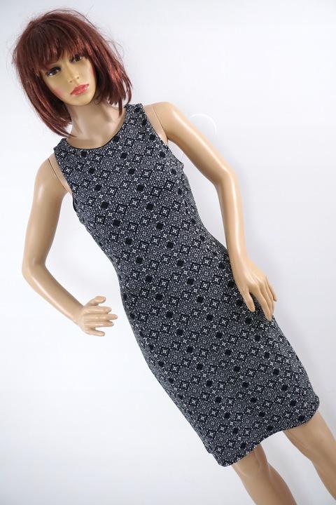 H&M dzianinowa sukienka r S 9734117221 Odzież Damska Sukienki EO MZKZEO-3