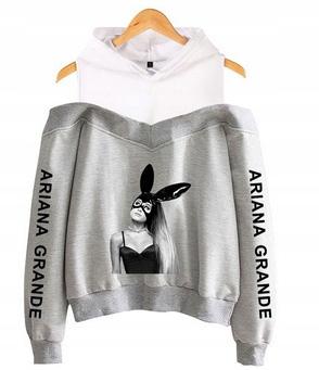 Women's blouse with Ariana Grande M 38's Hood 9654105832 Odzież Damska Topy BN SHMIBN-2
