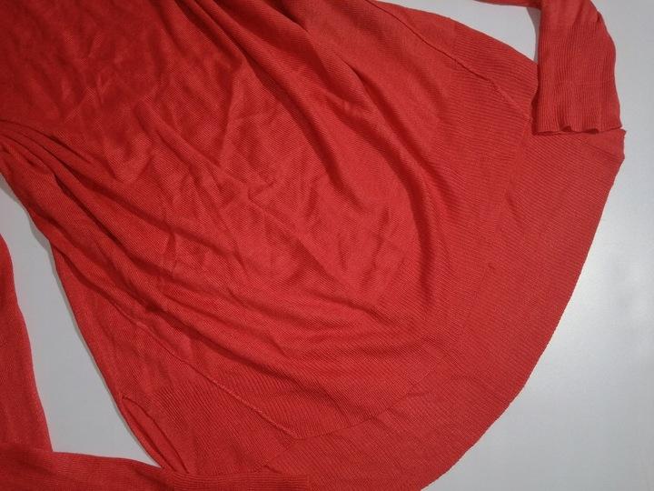 ZARA cieniutki sweterek brzoskwinia dla niej S 9820394698 Odzież Damska Swetry VK UUDIVK-3