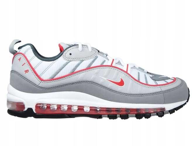 Nike Air Max 98 CI3693-001 Particle Grey 44 9634790976 Buty Męskie Sportowe VB OOLDVB-9