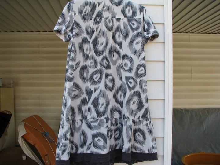 Sukienka midi bawełna koszulowa Be Beam 40 lux! 9451308654 Odzież Damska Sukienki wieczorowe BX TZVRBX-1