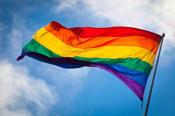 Flag 90 * 150 cm LGBT Rainbow lesbijek Gay Pride 9529067185 Odzież Damska Topy UO SEYFUO-2