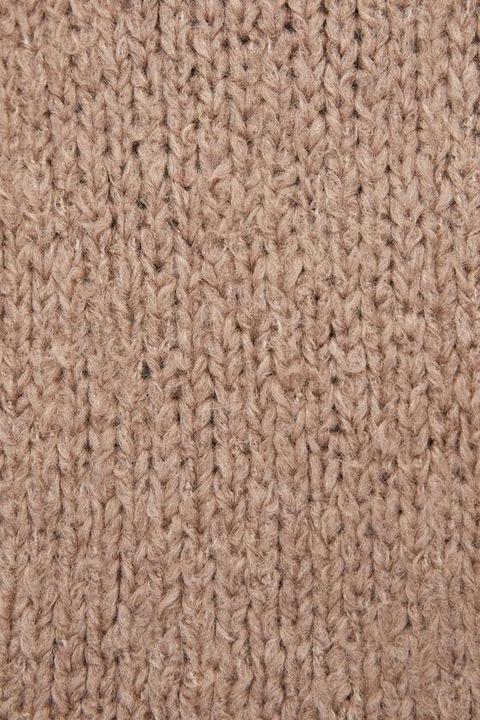 GBJ304 ZARA SWETER BRĄZOWY ZIMOWY DAMSKI M 9840327323 Odzież Damska Swetry HK VQOOHK-2