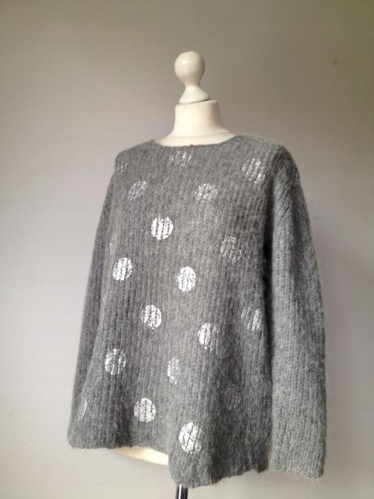 PRINCESS GOES HOLLYWOOD -cudo ALPAKA/MERINO - 38 M 9839162022 Odzież Damska Swetry VD WNIAVD-6