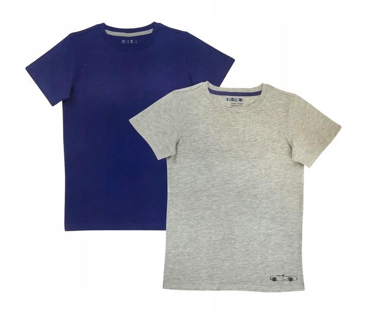 SAMOCHÓD 2pak bluzka koszulka t-shirt *146 9356531298 Dziecięce Odzież TU ZNJFTU-4
