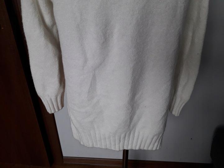 ZARA-sweterek S 9811518552 Odzież Damska Swetry WK UYBZWK-1