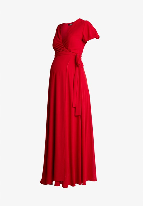 TFNC MATERNITY SUKIENKA MAXI 42 XL 9820485705 Odzież Damska Sukienki wieczorowe ES QACLES-7