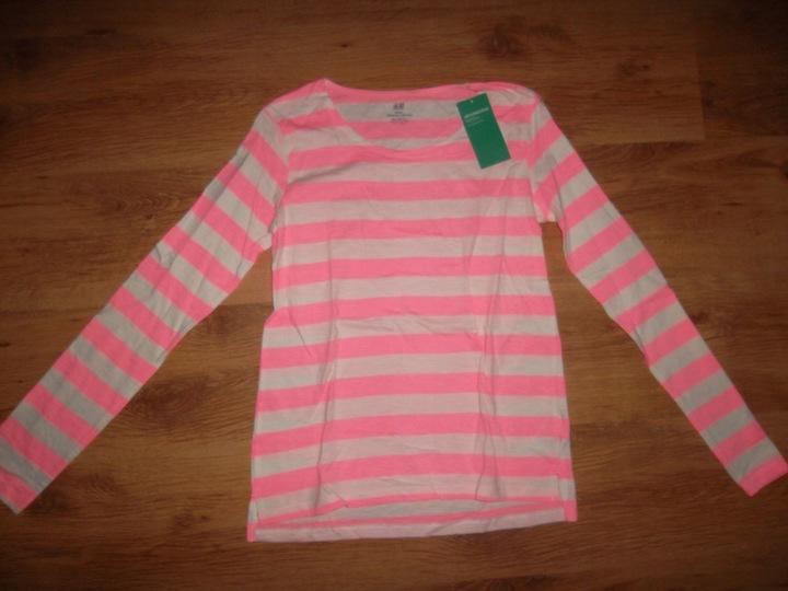 Bluzka dziewczęca H&M rozm 170 z metką 9117432280 Dziecięce Odzież YR TRODYR-1