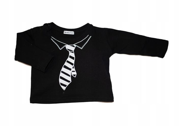 T-shirt z długim rękawem 9881092776 Dziecięce Odzież NH DLOLNH-7