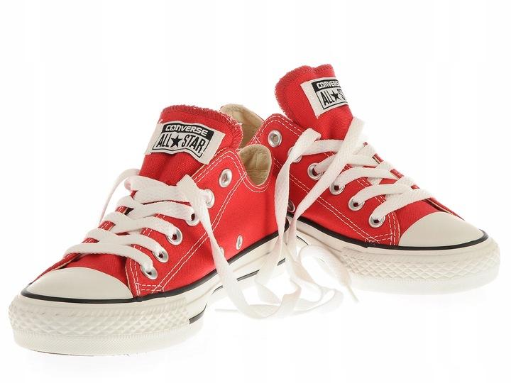 All Star Converse M9696 Red Chuck Taylor (42) 8450279631 Buty Męskie Sportowe MW SWIFMW-5