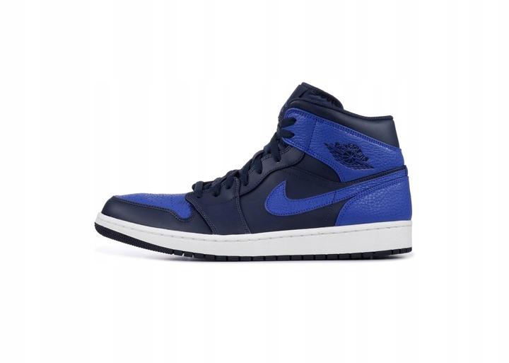 Nike Air Jordan 1 MID Sneakers 9844913326 Buty Męskie Sportowe EU RHSJEU-5