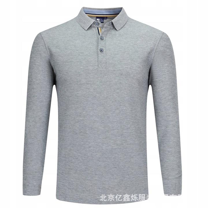 Casual męska koszula z długimi rękawami dostawa, k 9607473506 Odzież Męska Koszulki z długim rękawem QY IARHQY-9