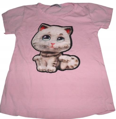 Bluzka świecący nosek 110 9931862132 Dziecięce Odzież EN BTPFEN-7