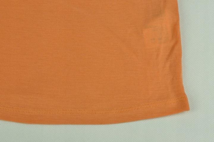 ATS top & OTHER STORIES lyocell pomarańczowy S 9847457157 Odzież Damska Topy AK GFZEAK-1
