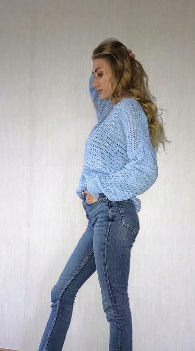 SWETEREK 9772578755 Odzież Damska Swetry WO QYOHWO-6
