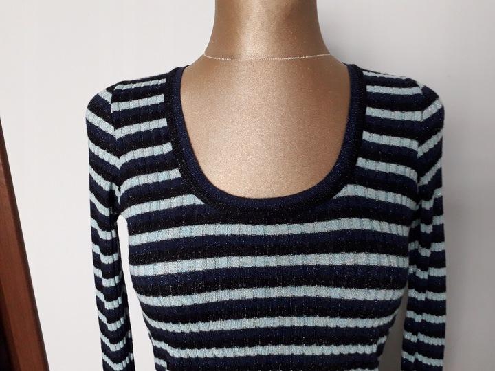 ZARA-sweterek S 9838195811 Odzież Damska Swetry AM FGHRAM-2