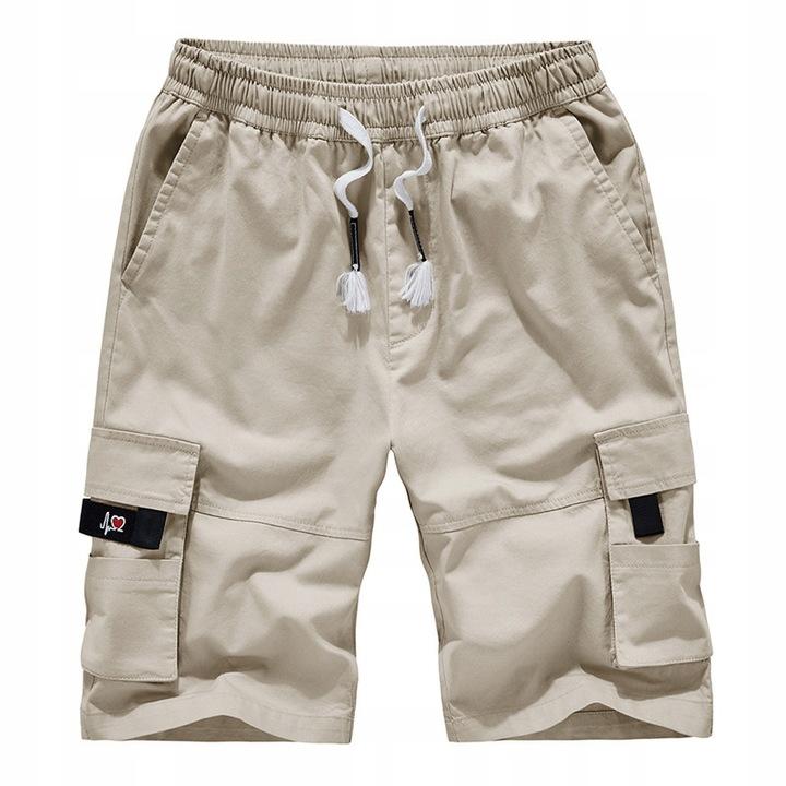Szorty męskie Letnie męskie spodnie w połowie tali 9625079179 Odzież Męska Spodenki UP IJXXUP-3